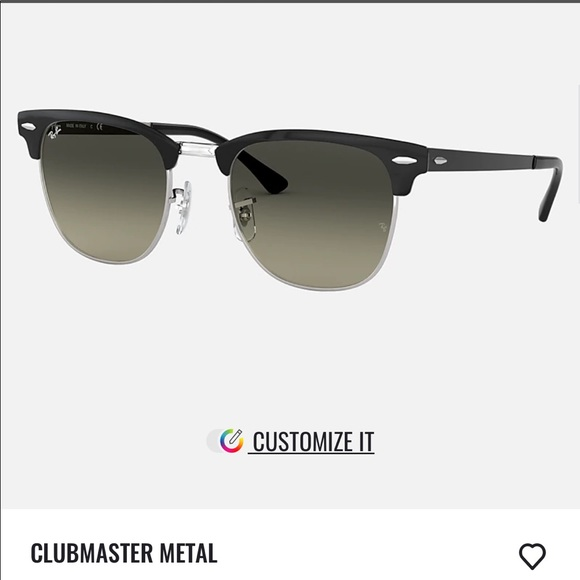 Clubmaster Ray-Ban Sunglasses for Women